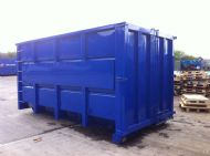Secure roro storage container